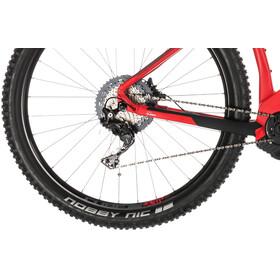 Cube Reaction Hybrid Race 500 E-mountainbike rød